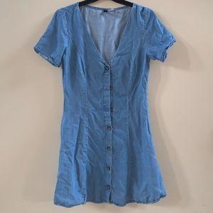 H&M DIVIDED Skater Dress